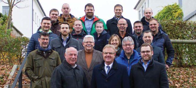 Unser JBU-Team zur Stadtratswahl